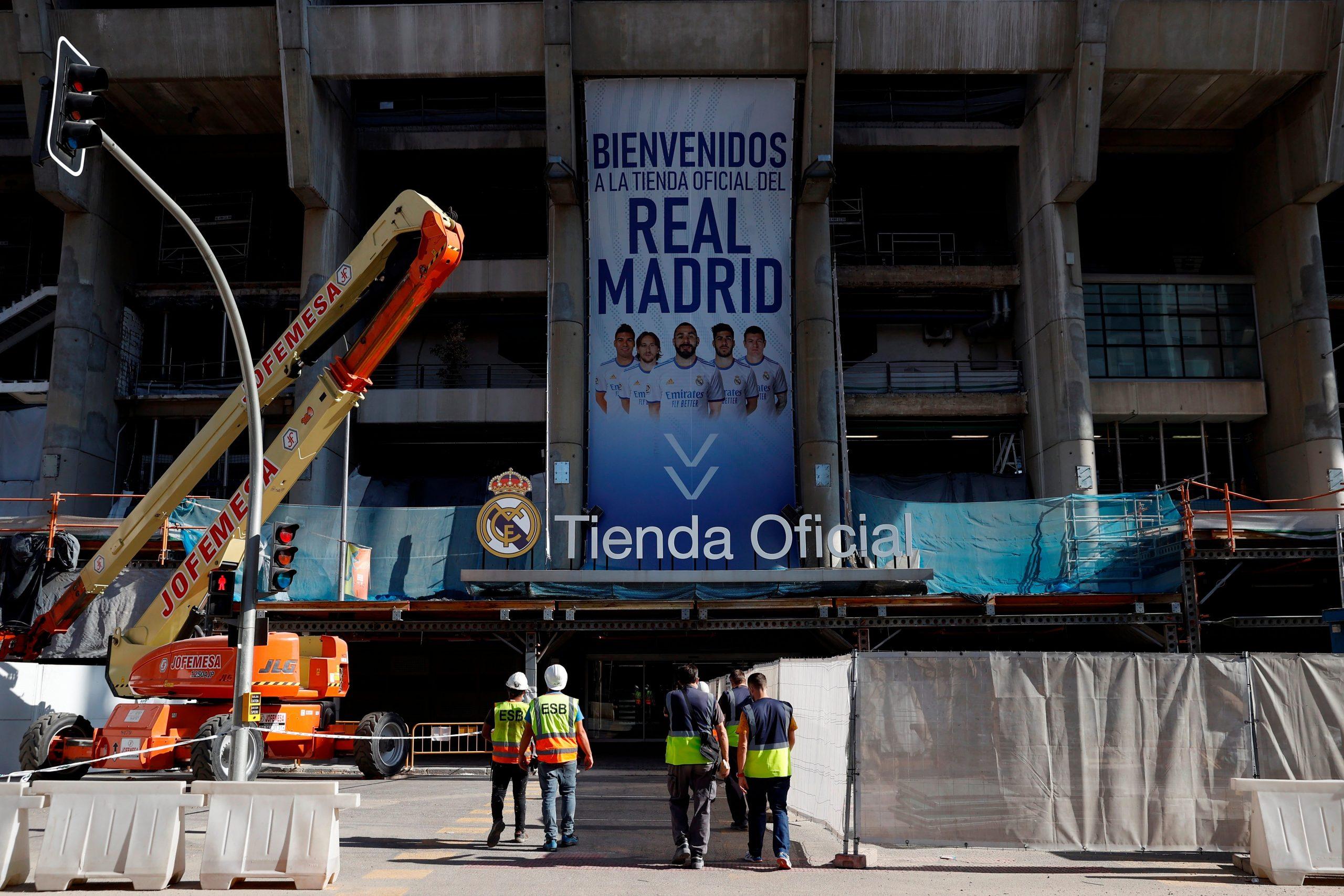 ¡Oficial!  El Real Madrid volverá a jugar en el Bernabéu el 11 de septiembre - prensa Libre