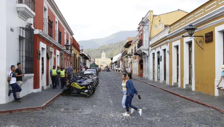 A seis meses de su instalación, aquí está la evaluación de las cámaras CCTV en La Antigua - Prensa Libre