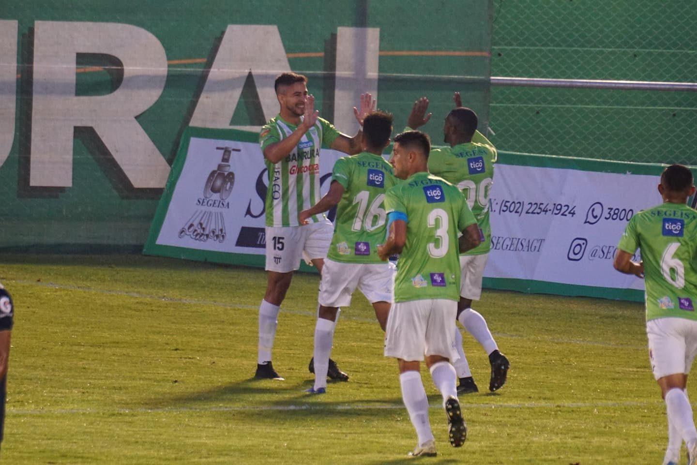 Antigua GFC arranca la dirección de Apertura 2021 de Comunicaciones - Prensa Libre