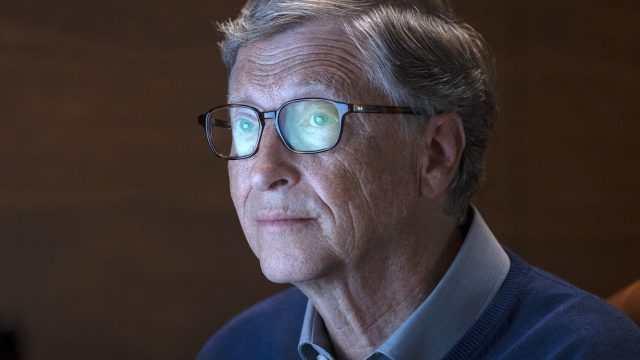 Así reaccionó Bill Gates a una broma sobre él contada por Chris Rock - Prensa Libre