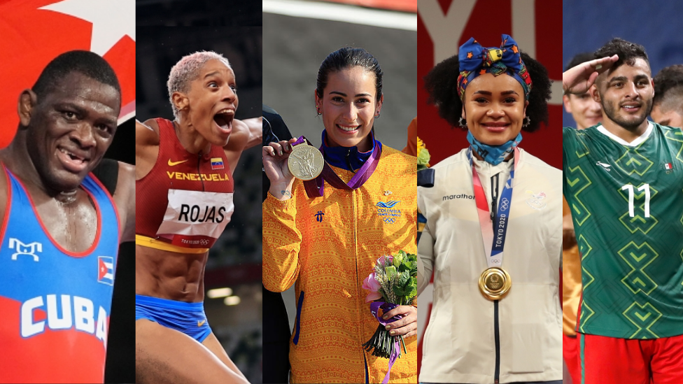 Así terminaron los países latinoamericanos en los Juegos Olímpicos Tokio 2020 - Prensa Libre
