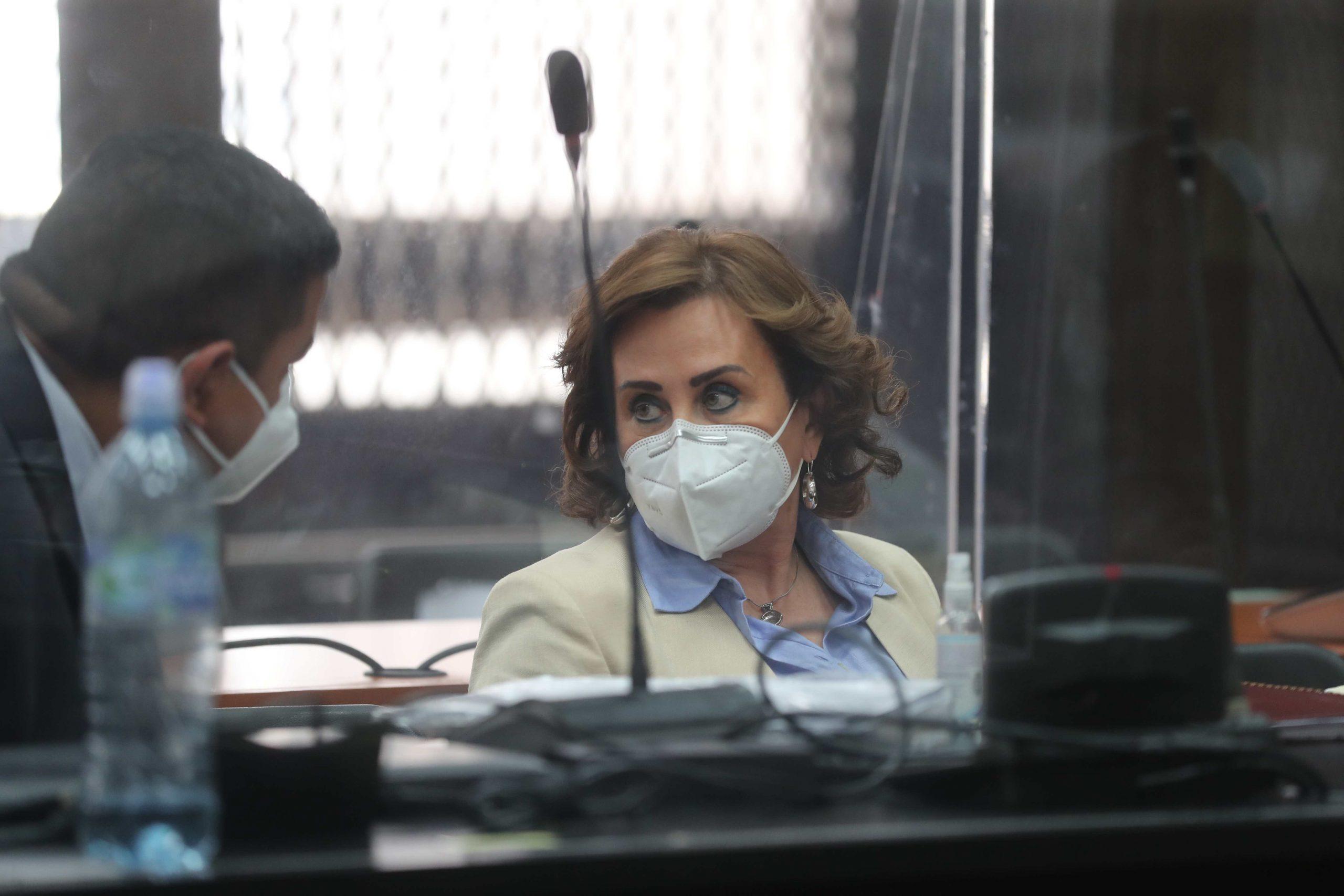 Cámara de alto riesgo revoca prohibición de hacer política y arresto domiciliario de Sandra Torres - Prensa Libre