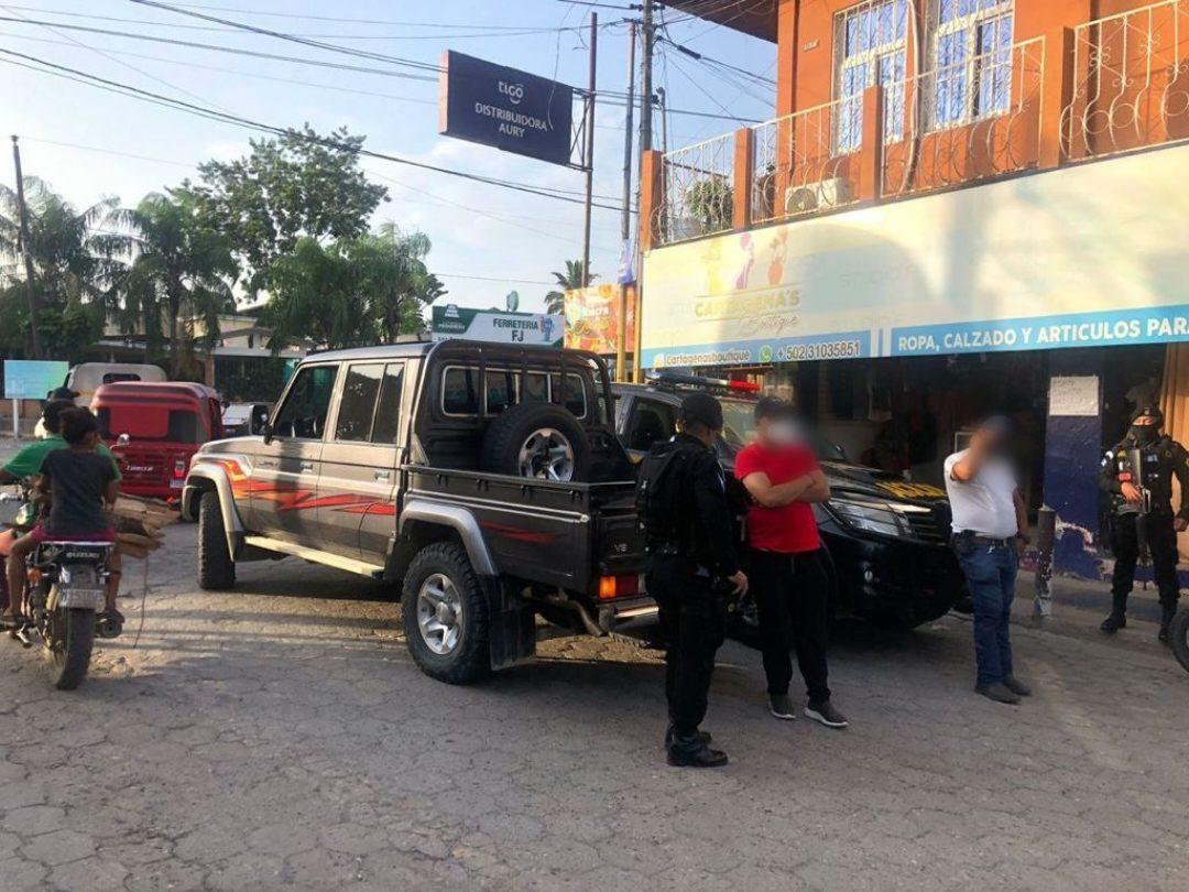 Capturan a presunto narco guatemalteco en Izabal requerido para extradición por Estados Unidos - Prensa Libre