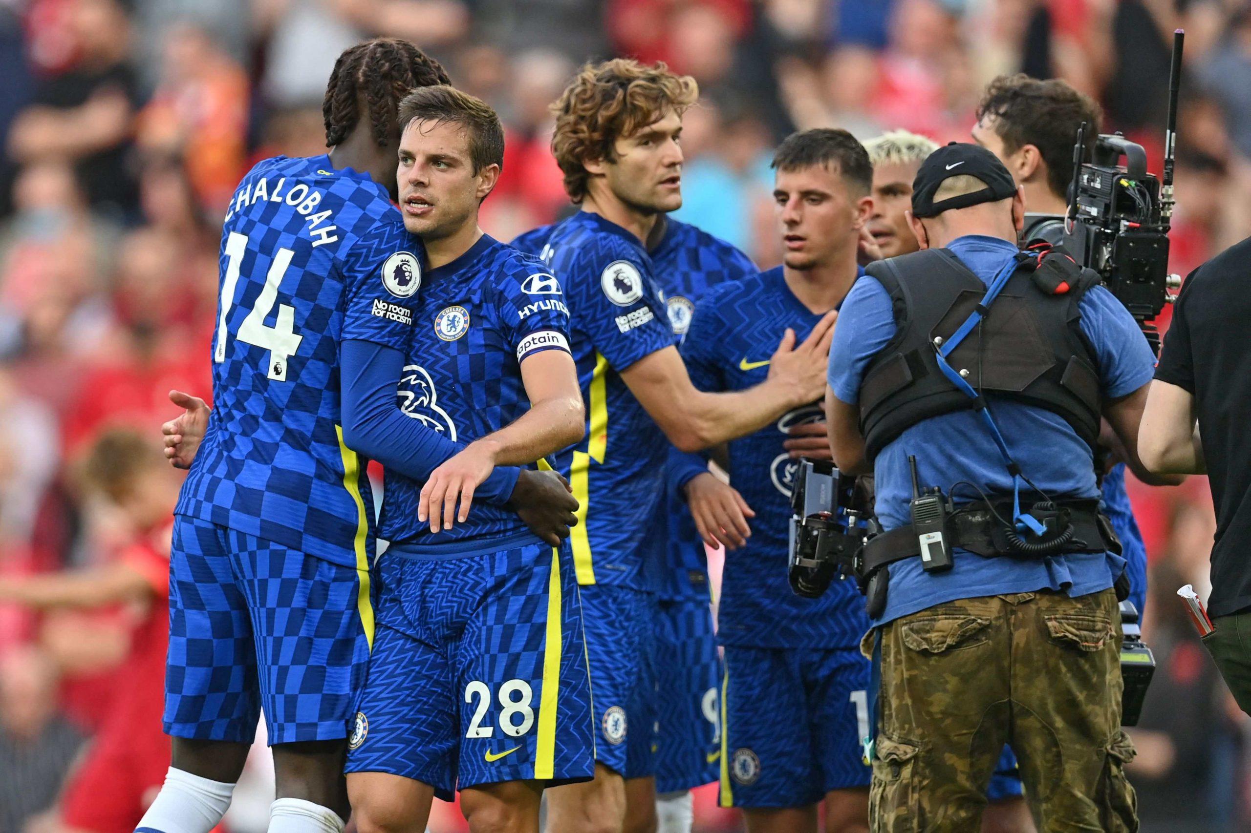 Chelsea sobrevive a Anfield (1-1) ante Liverpool - prensa Libre