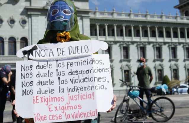 Como la desaparición de mujeres se suma a las cifras de violencia de género en Guatemala - Prensa Libre