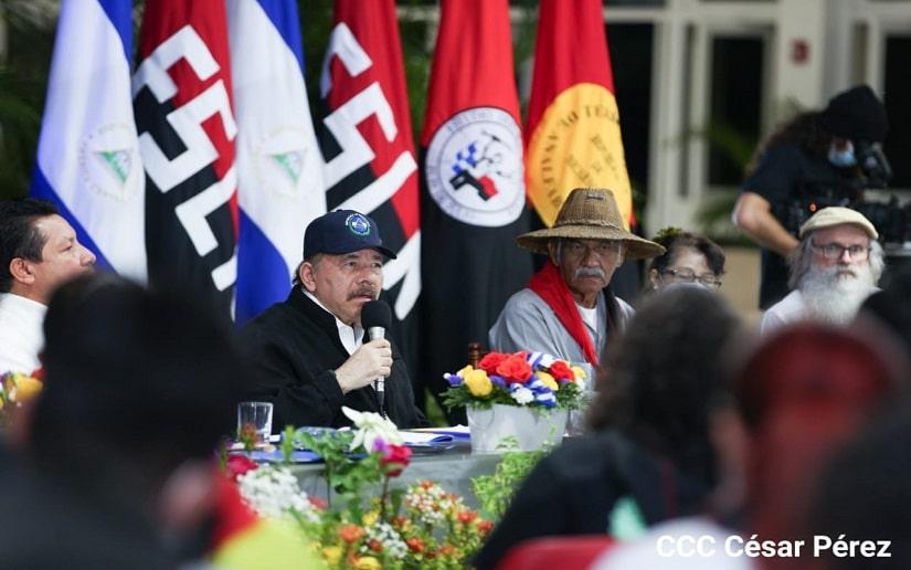 Daniel Ortega ataca nuevamente a los obispos de la Iglesia Católica