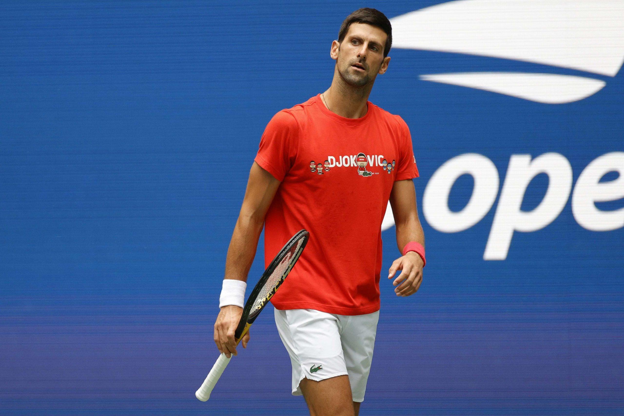 Djokovic buscará hacer historia en el US Open - Prensa Libre