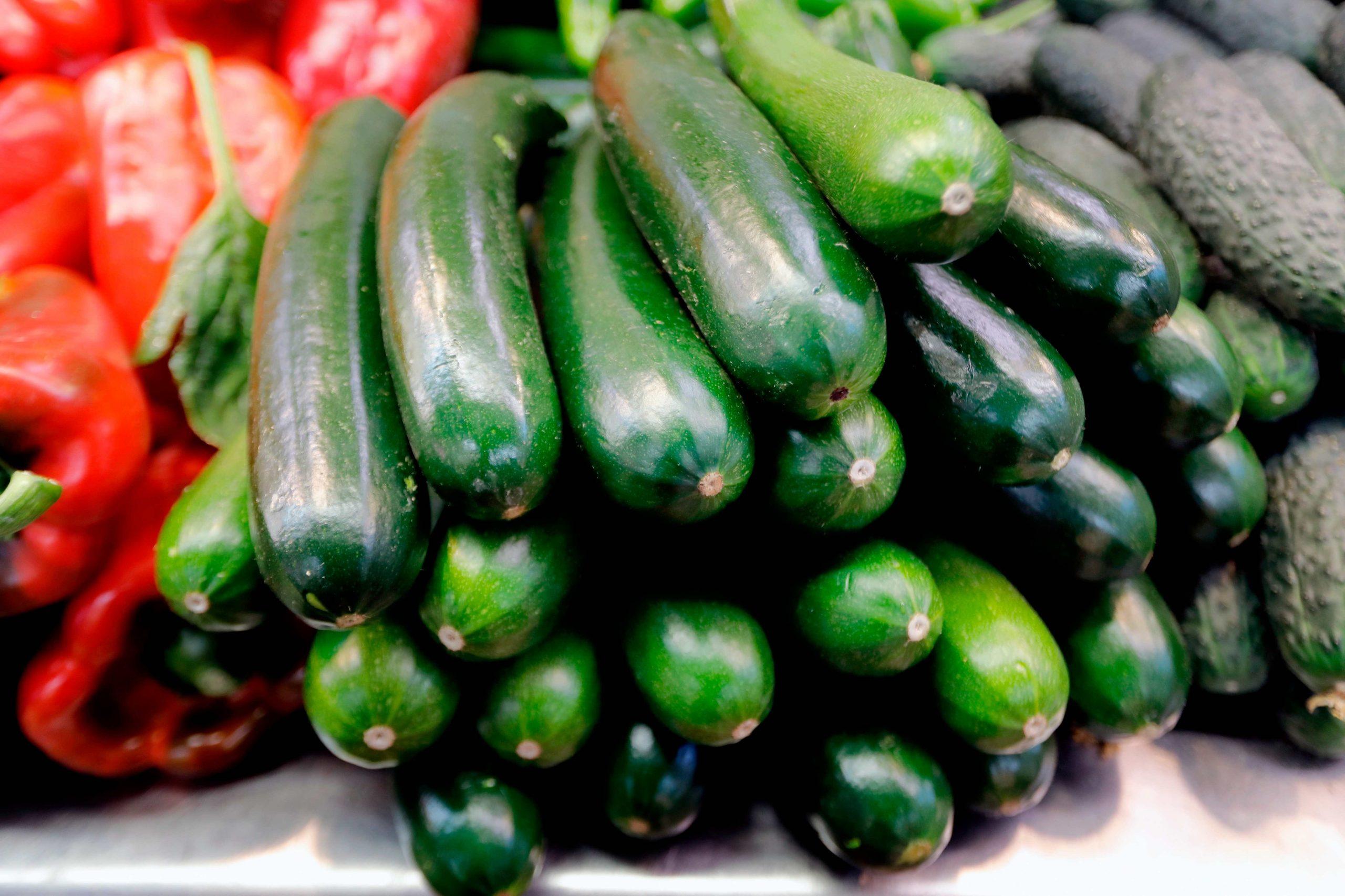 El calabacín o calabacín es una excelente fuente de vitaminas - Prensa Libre