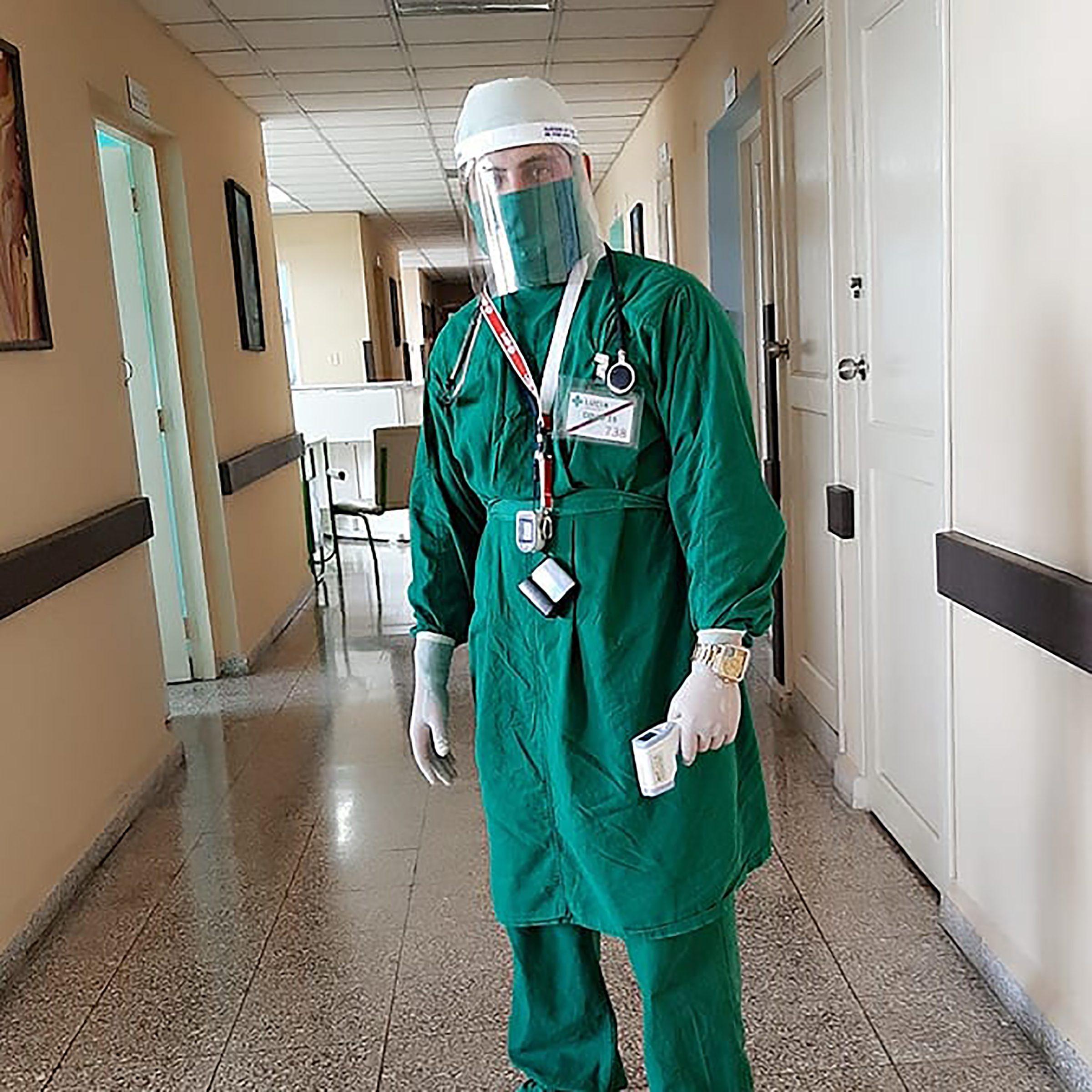 El coronavirus muestra las fallas del sistema de salud cubano - Prensa Libre