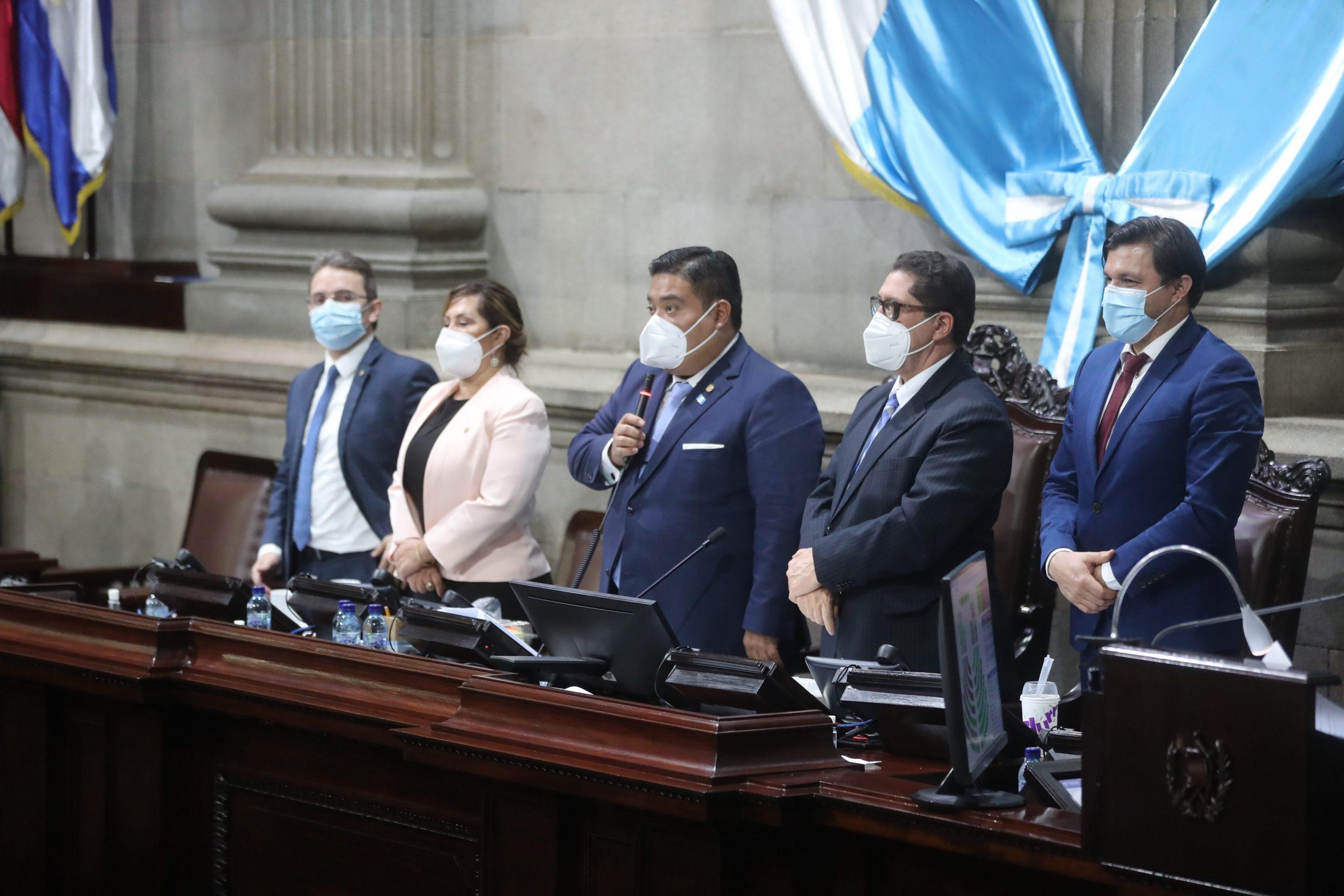 El oficialismo muestra signos de desgaste y pierde gobernabilidad del Congreso - Prensa Libre