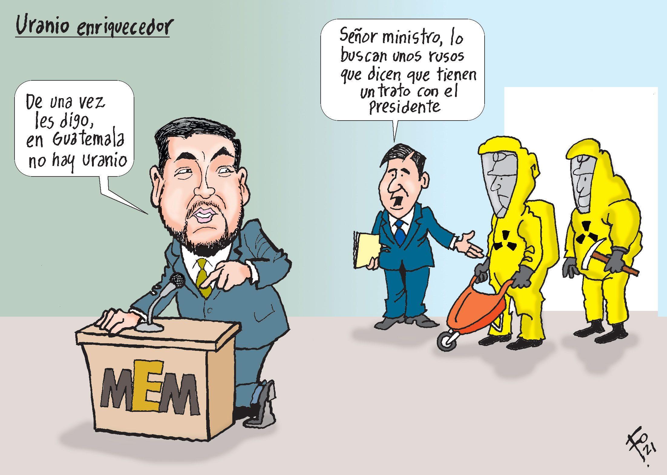 Enriquecer uranio