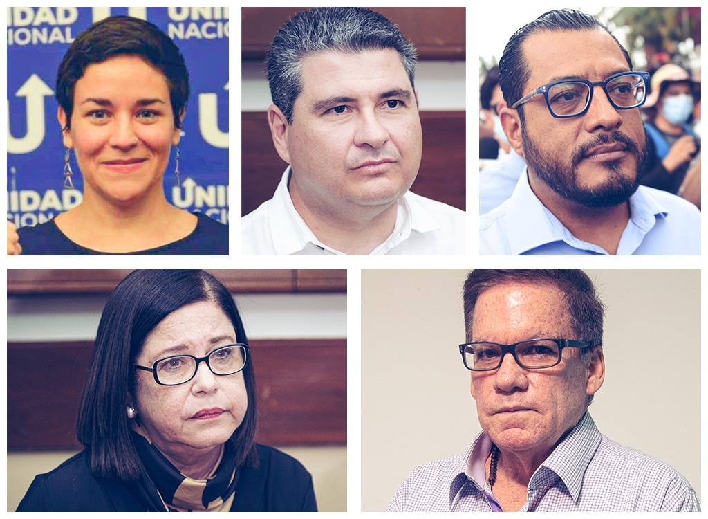 Estado de Nicaragua ignora audiencia de la Corte Interamericana que pide la liberación de cinco presos políticos