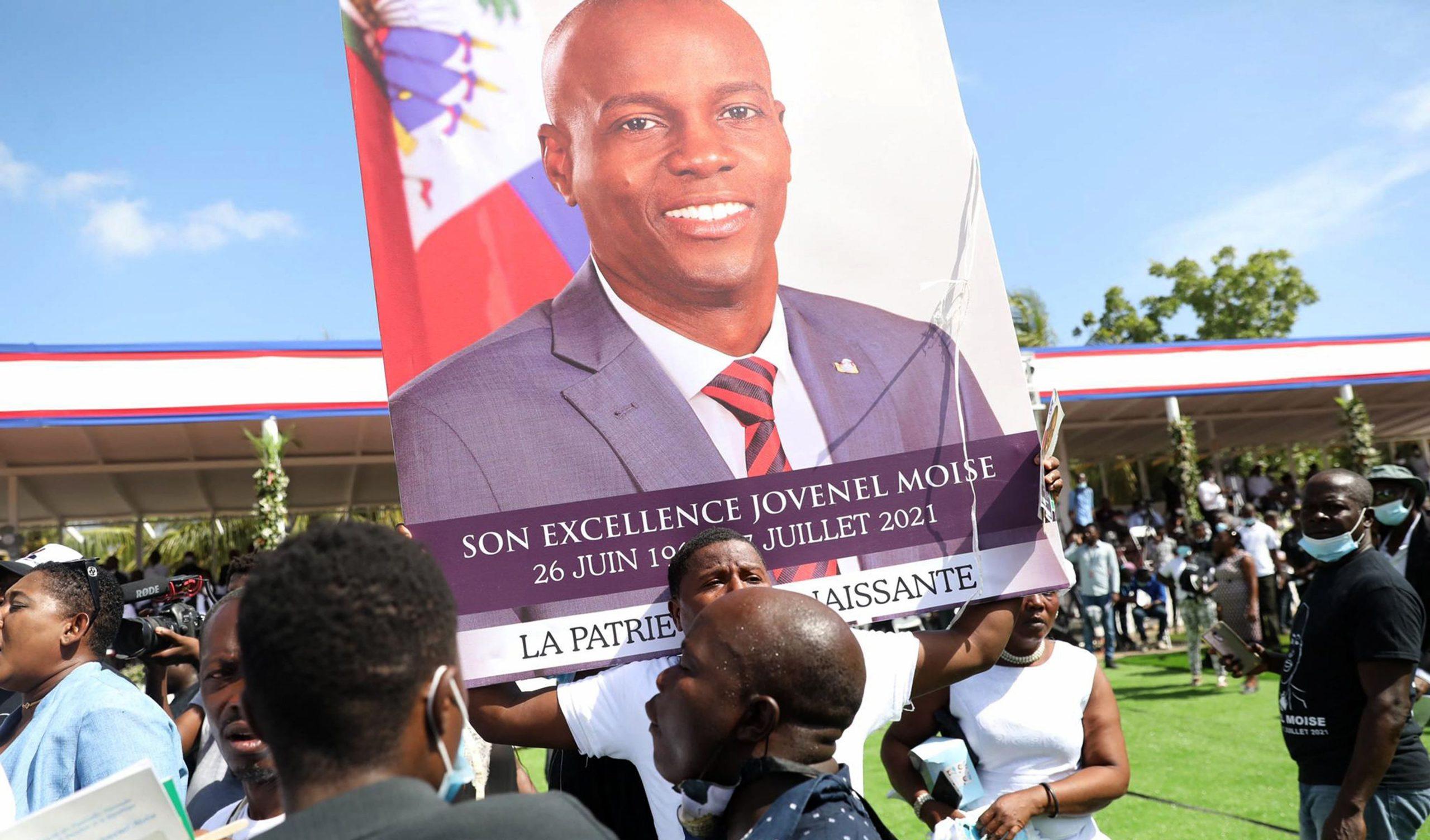 Ex soldados colombianos admiten haber participado en el asesinato del presidente de Haití y hacen revelaciones aterradoras - Prensa Libre