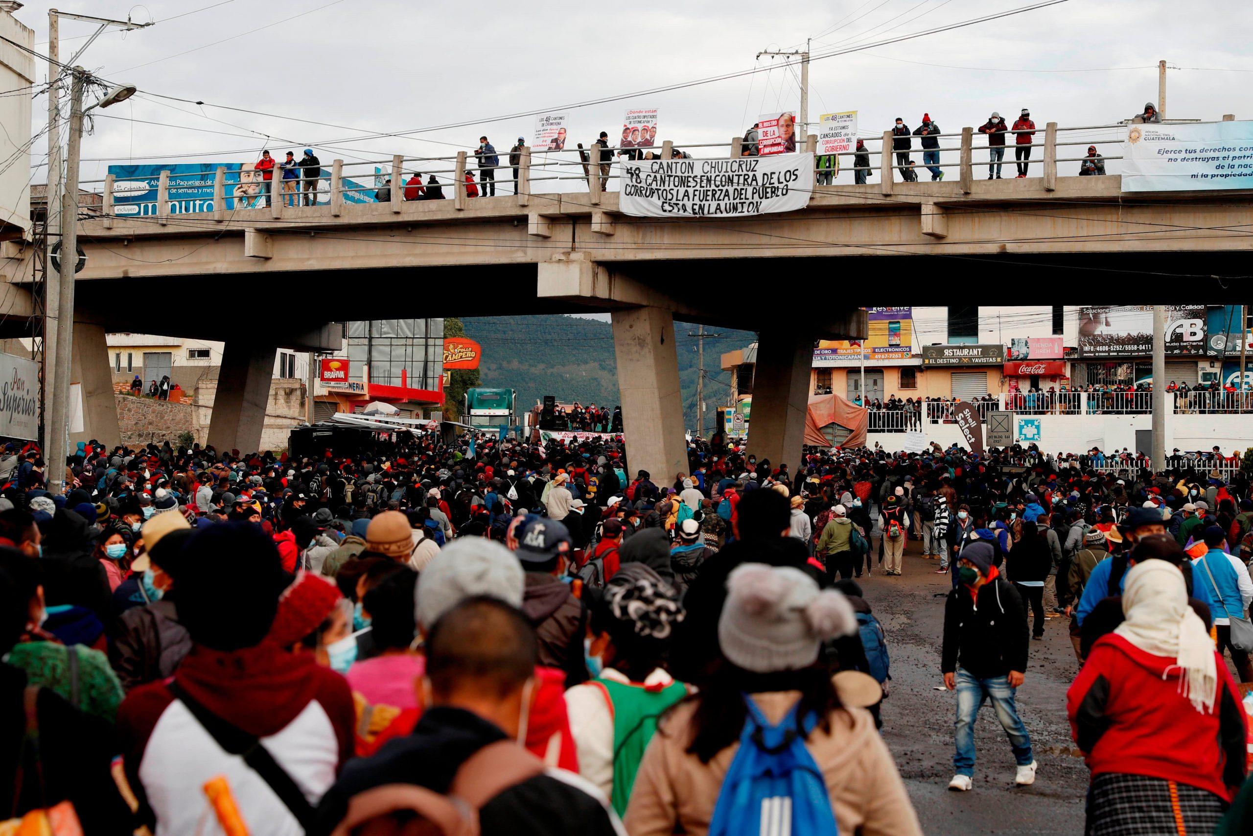 Habitantes de siete municipios de Totonicapán confirman bloqueos para este viernes - Prensa Libre