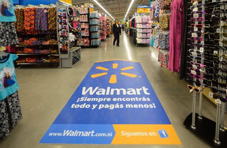Juez incauta Walmart de Nicaragua por casi C $ 32,5 millones
