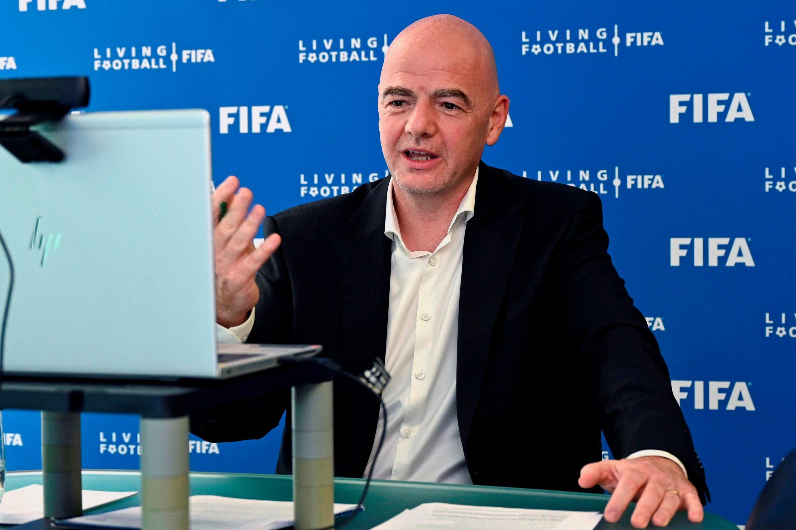 La FIFA advierte a La Liga y Premier League y pide al primer ministro del Reino Unido que deje salir a los jugadores para las eliminatorias de la Copa del Mundo