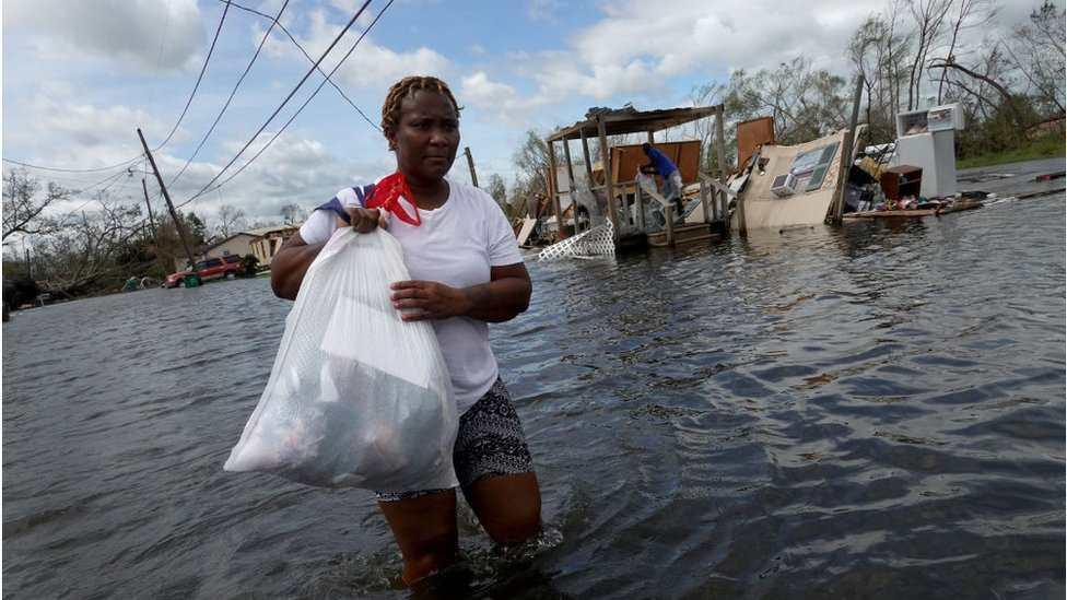 La crisis eléctrica que afectó a 1 millón de personas en Luisiana tras la violenta tormenta - Prensa Libre