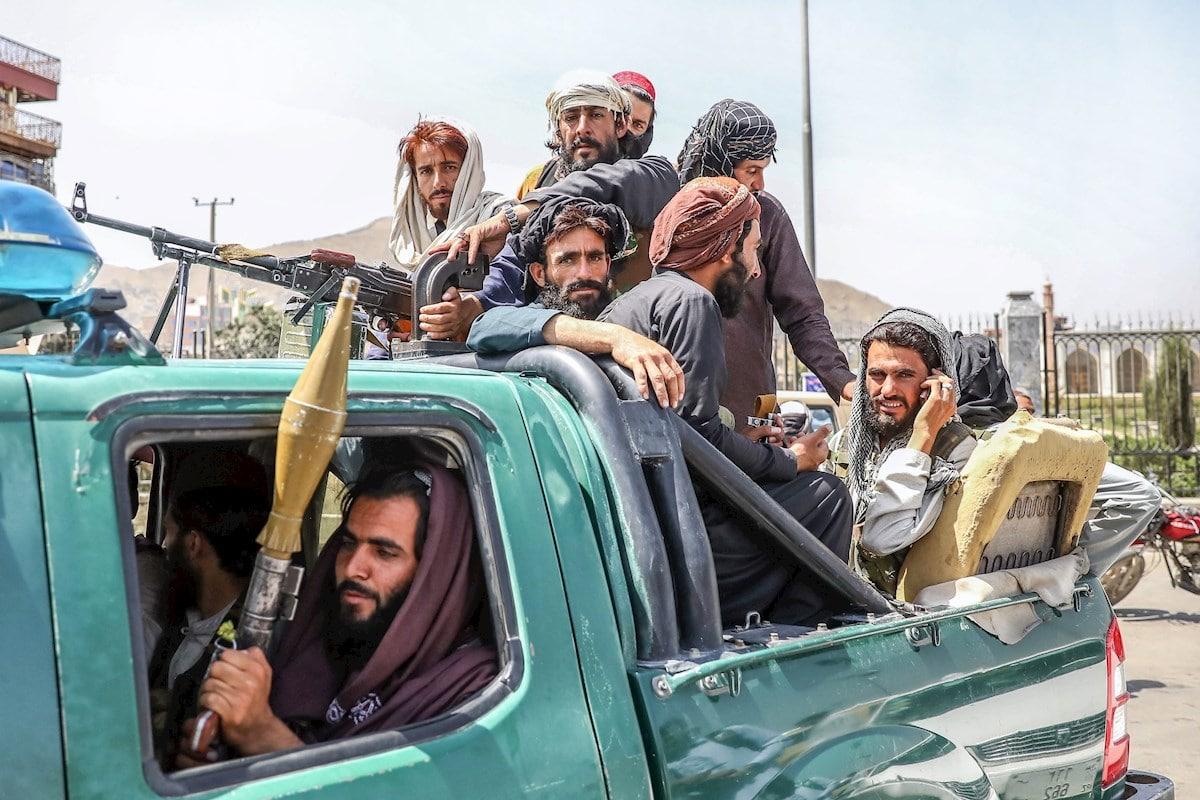 La debacle de Kabul
