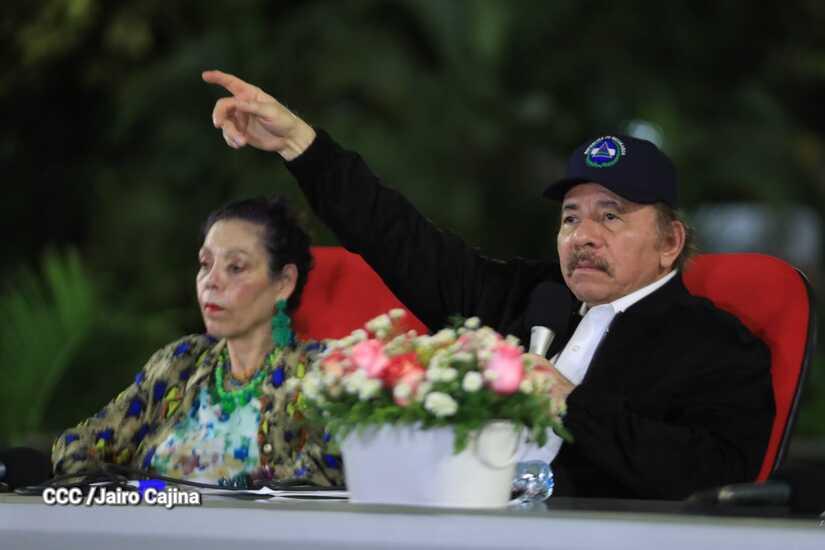 La escalada de venganzas y represalias contra el régimen de Ortega Murillo