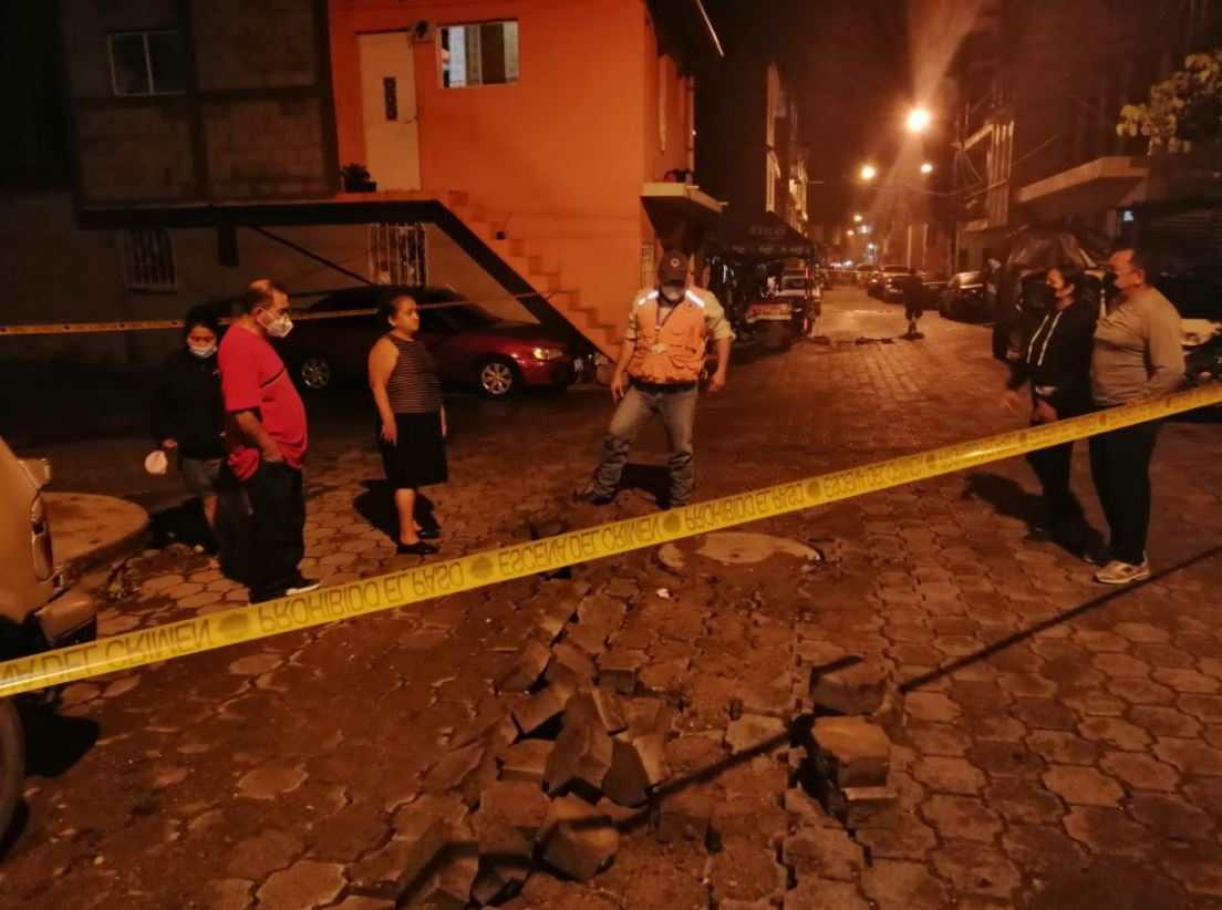 La lluvia en las últimas 24 horas deja a más de 17.000 personas afectadas por deslizamientos de tierra, inundaciones y hundimientos - Prensa Libre