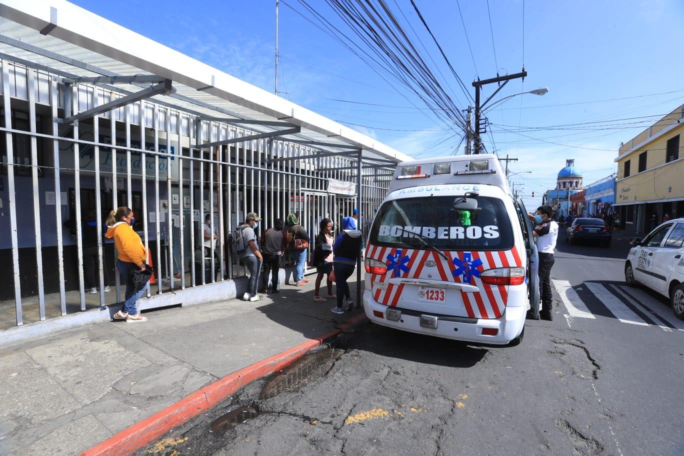 La situación de los hospitales ante la alta ocupación del covid-19 - Prensa Libre