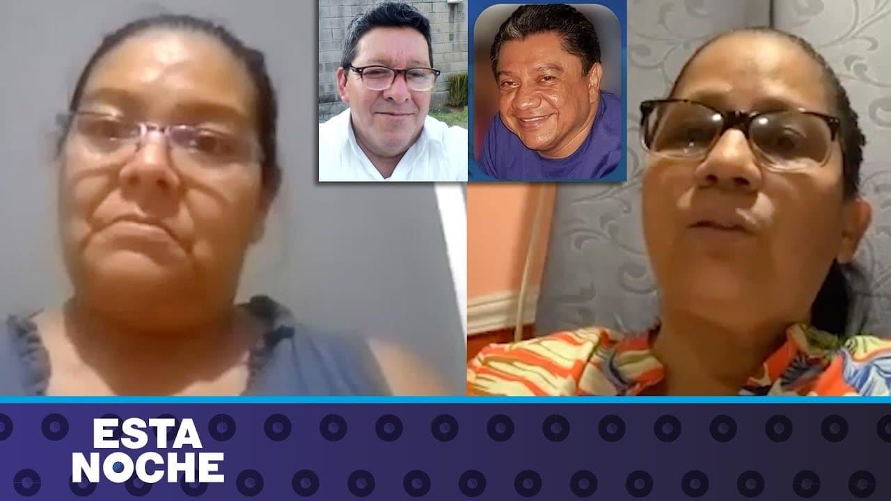 """Las esposas de Walter Gómez y Pedro Vásquez gritan: """"Que se las enseñen y les den libertad"""""""