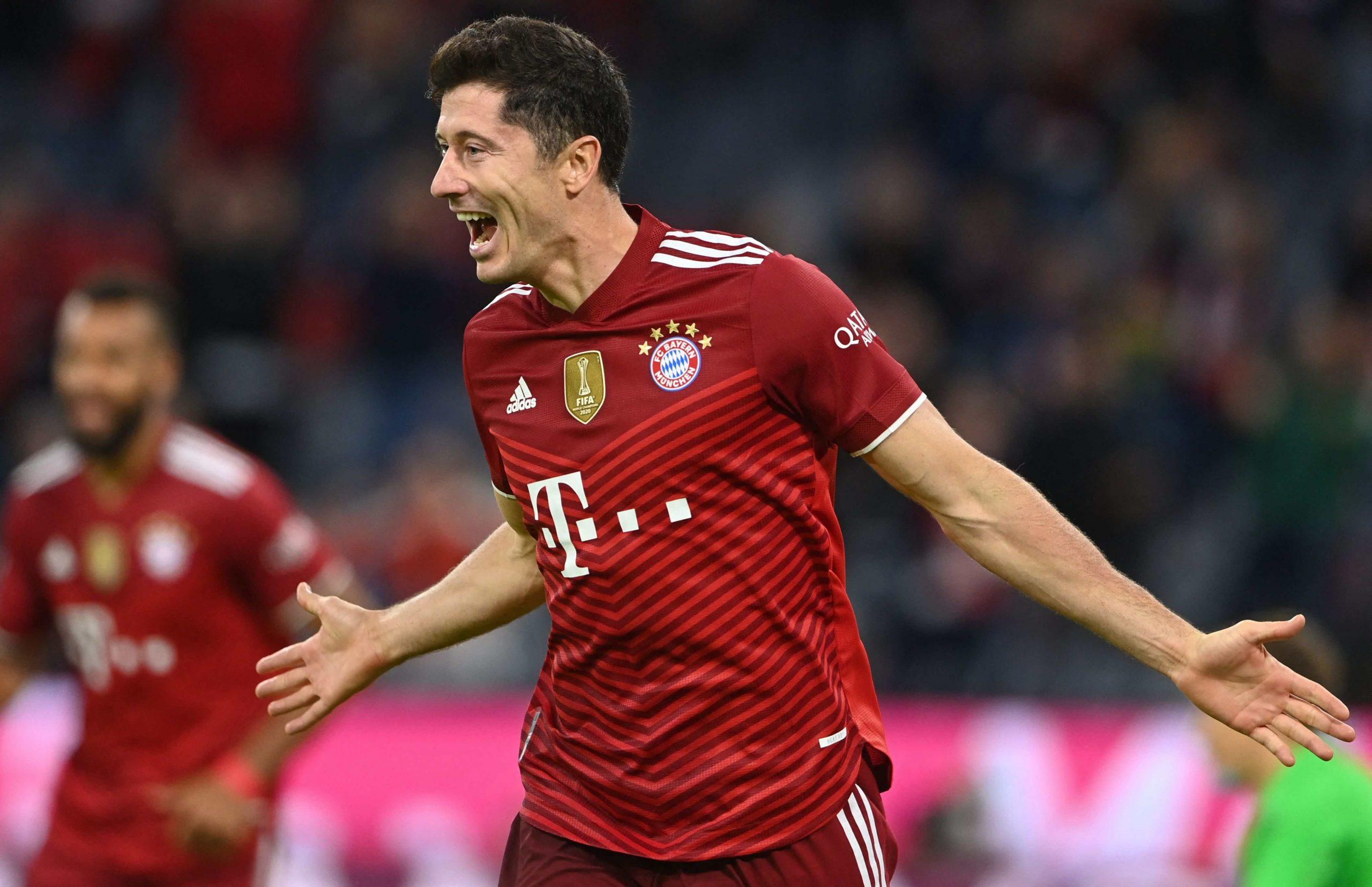 Lewandowski hunde al Hertha con hat-trick de la Bundesliga - prensa Libre