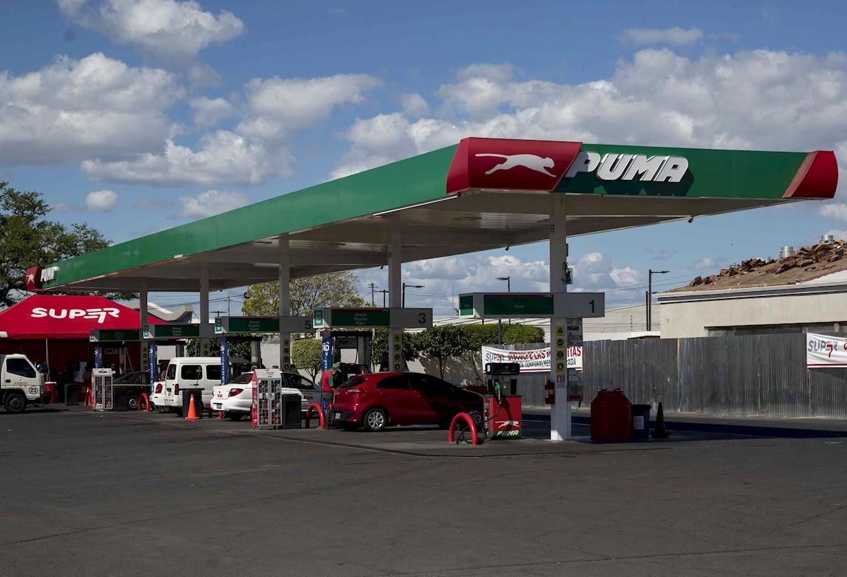 Los precios del combustible 'ahogan' a los trabajadores de reparto