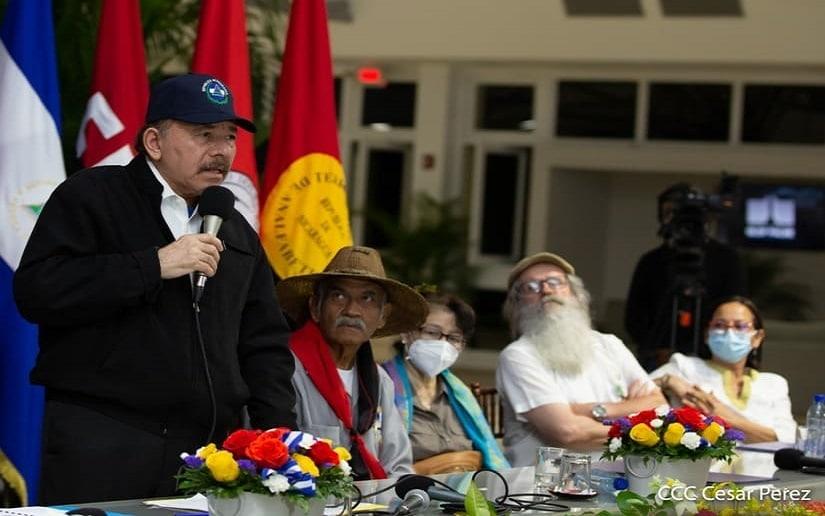 """Ortega inventó un """"tío abuelo obispo"""" para atacar a la Iglesia con virulencia"""