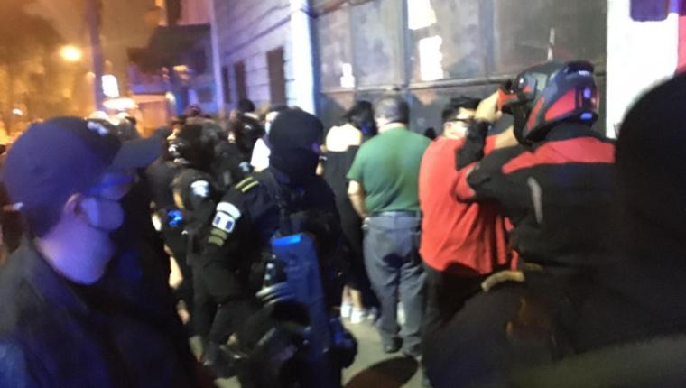 PNC informa que operaciones seguirán aplicando ley seca - Prensa Libre