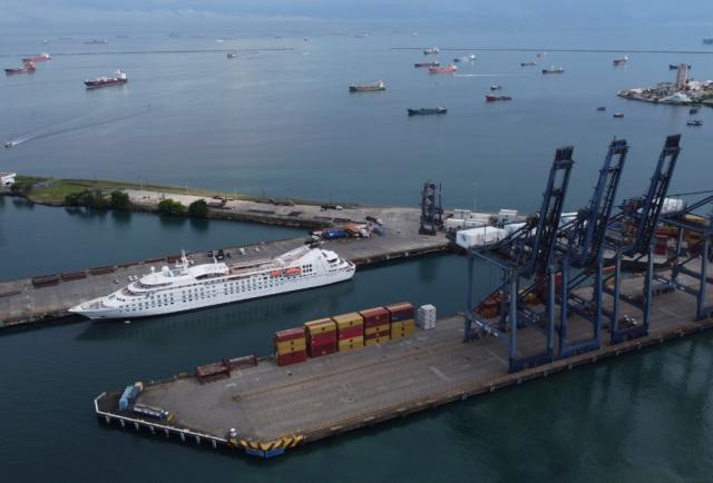 Panama Ports apoya recuperación económica en Colón
