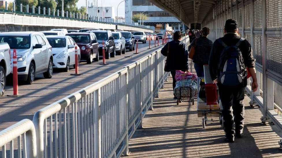 Por que ahora regresan menos mexicanos a su país desde Estados Unidos - Prensa Libre