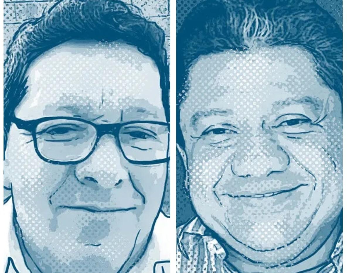 """""""Que se las enseñen"""", dicen las esposas de Pedro Vásquez y Walter Gómez"""