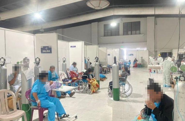 Seis hospitales llenos de pacientes graves con covid-19, a medida que la pandemia gana terreno – Prensa Libre