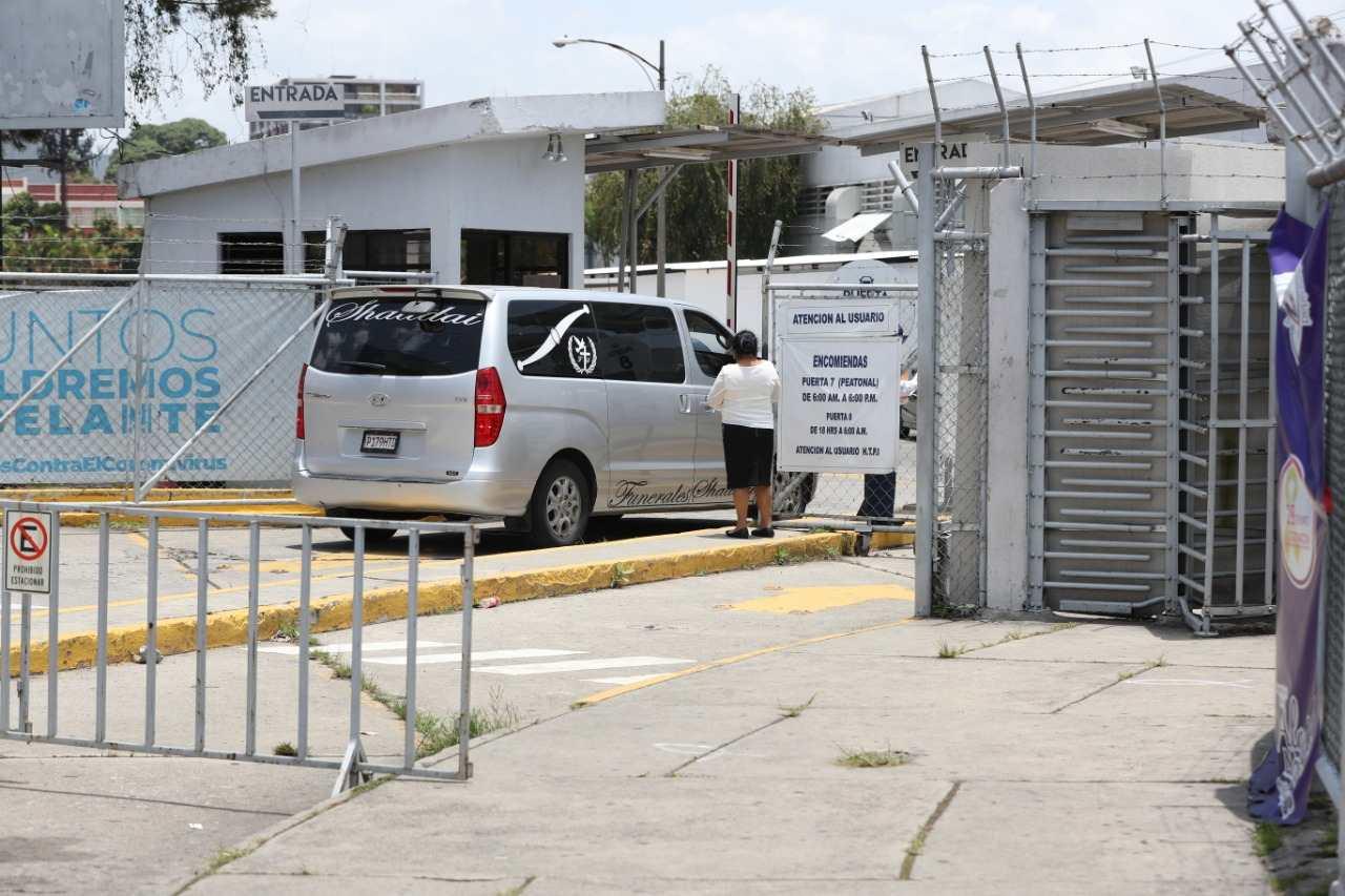 los 5 departamentos en los que se han registrado casos - Prensa Libre