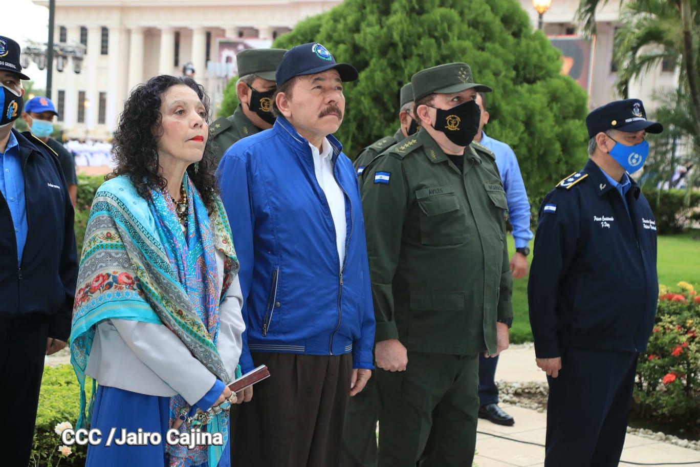 50 países piden a la ONU la liberación de presos políticos en Nicaragua