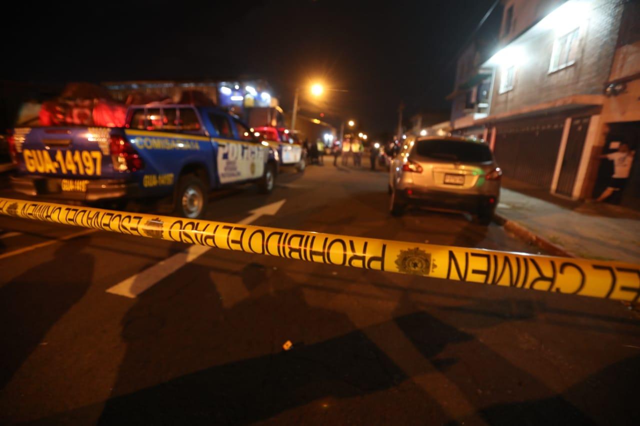 Ataque armado deja uno y cinco heridos en zona 12 de la capital - Prensa Libre