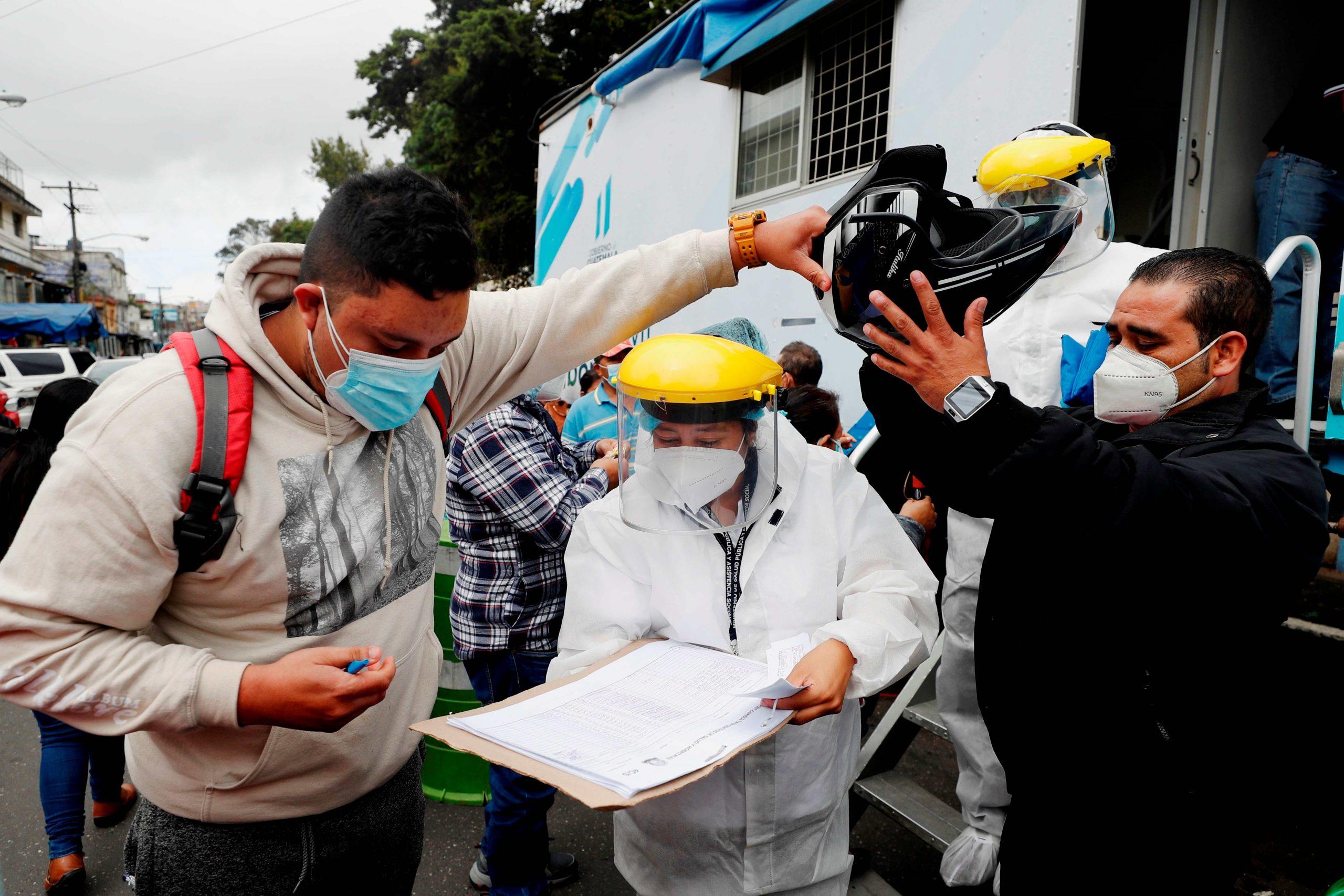 Cacif exige transparencia al Gobierno en el uso de recursos destinados a combatir la pandemia - Prensa Libre