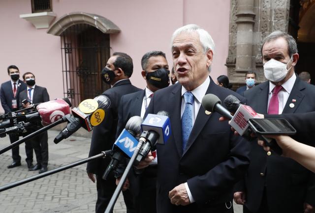 """Chile reitera a Argentina que la plataforma continental es """"su legítimo derecho"""""""