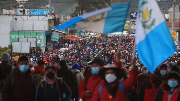 Cómo usar la fuerza para disolver protestas - Prensa Libre