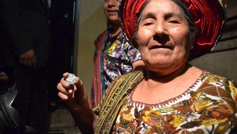 Concepción Ramírez, el rostro de Q0.25, muere en Santiago Atitlán - Prensa Libre