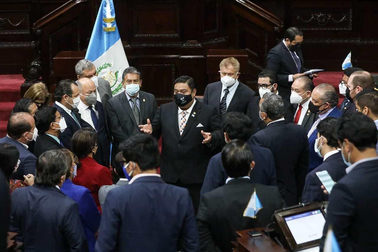 Congreso aprueba cambios a ley de emergencia nacional contra pandemia Covid-19 - Prensa Libre