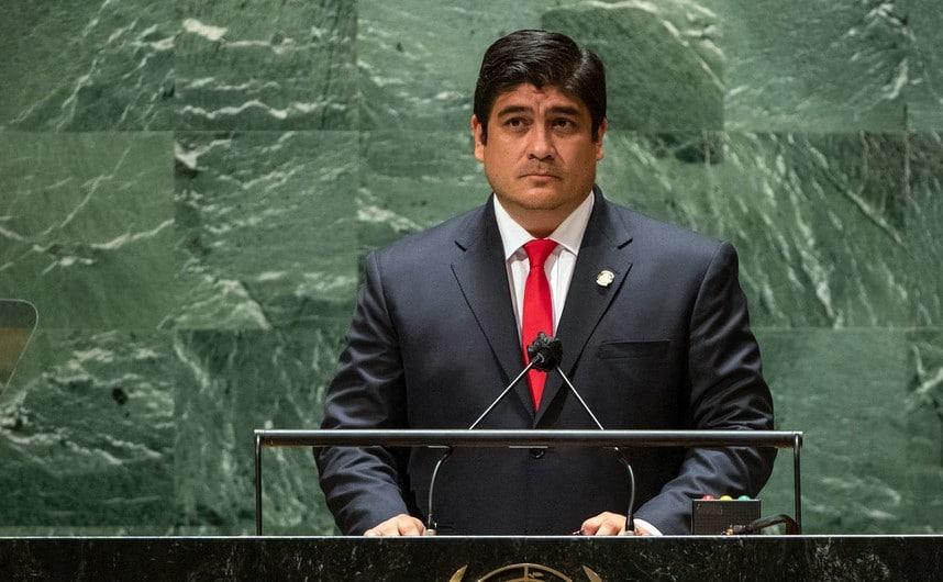 """Costa Rica expresa """"profunda preocupación"""" por Nicaragua a ONU"""