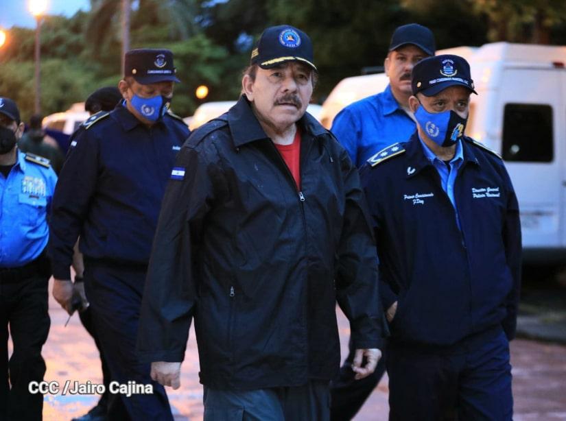Daniel Ortega subestima la epidemia de covid-19