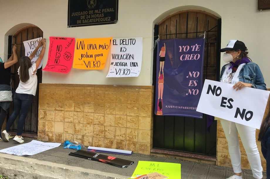 Diego Ariel Stella acusado del delito de violencia sexual es enviado a prisión tras ser denunciado por una víctima en redes sociales - Prensa Libre
