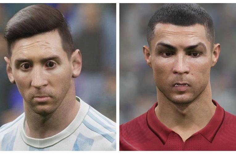 EFootball 2022 decepciona a los fanáticos y las redes están llenas de memes de Messi y Cristiano Ronaldo
