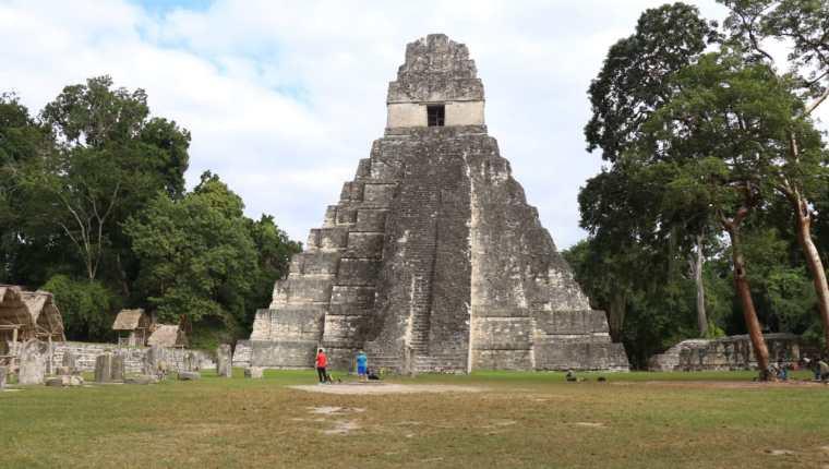 El Parque Nacional Tikal reactiva el servicio Amanecer / Atardecer para disfrutar de los paisajes del sitio - Prensa Libre