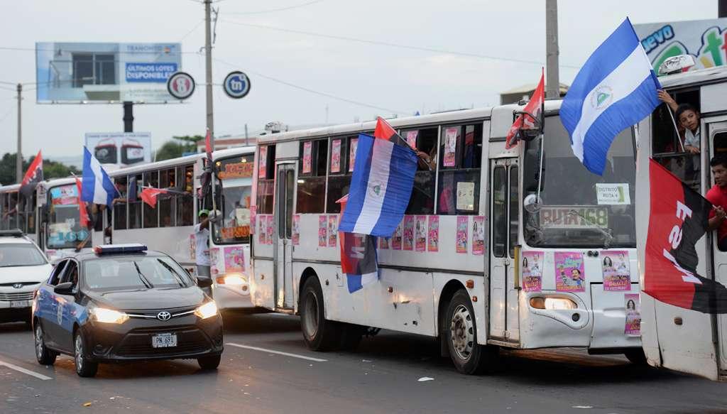 Gobierno comprará 250 buses rusos