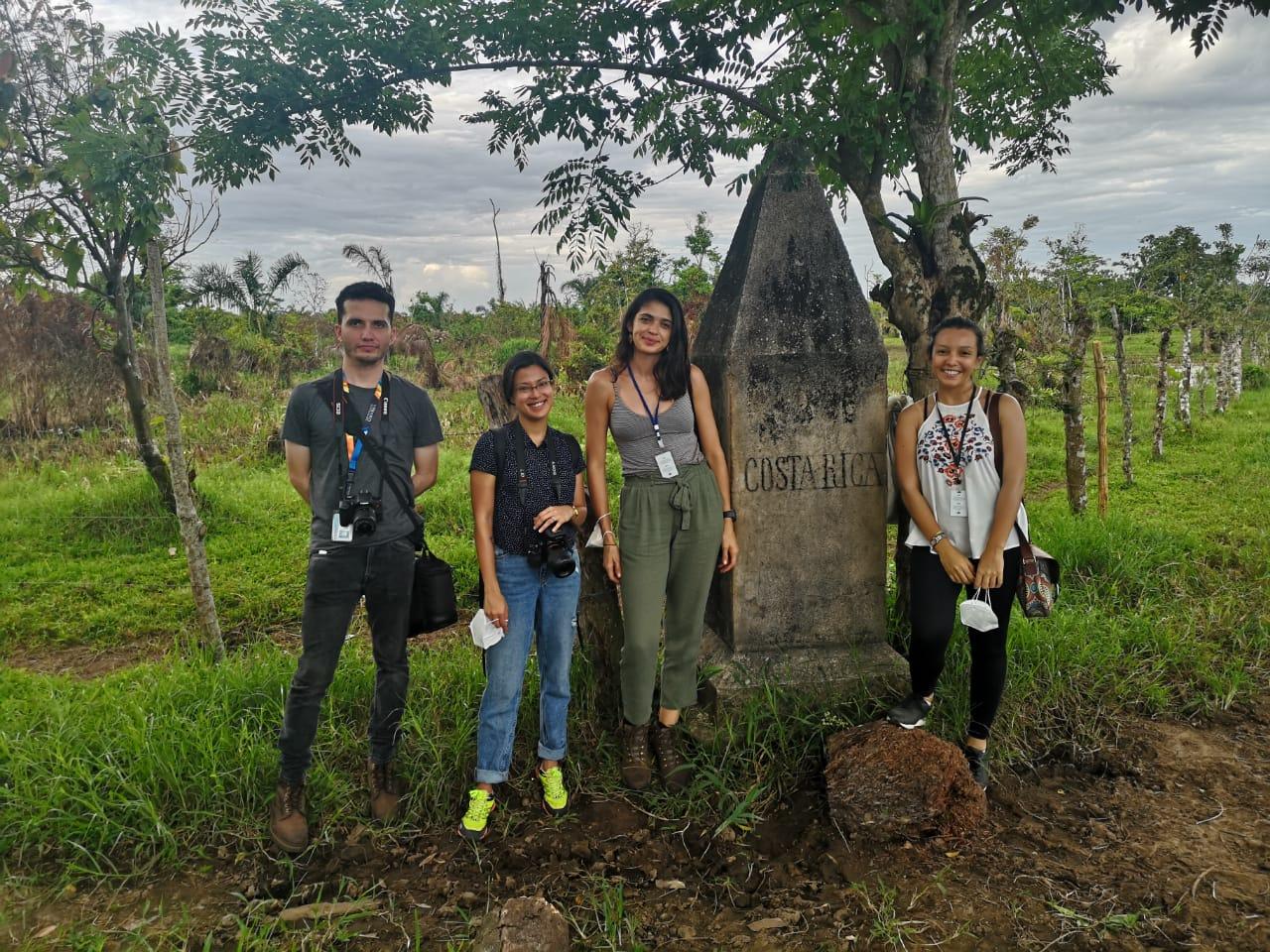 El lugar de los migrantes Nicaragua