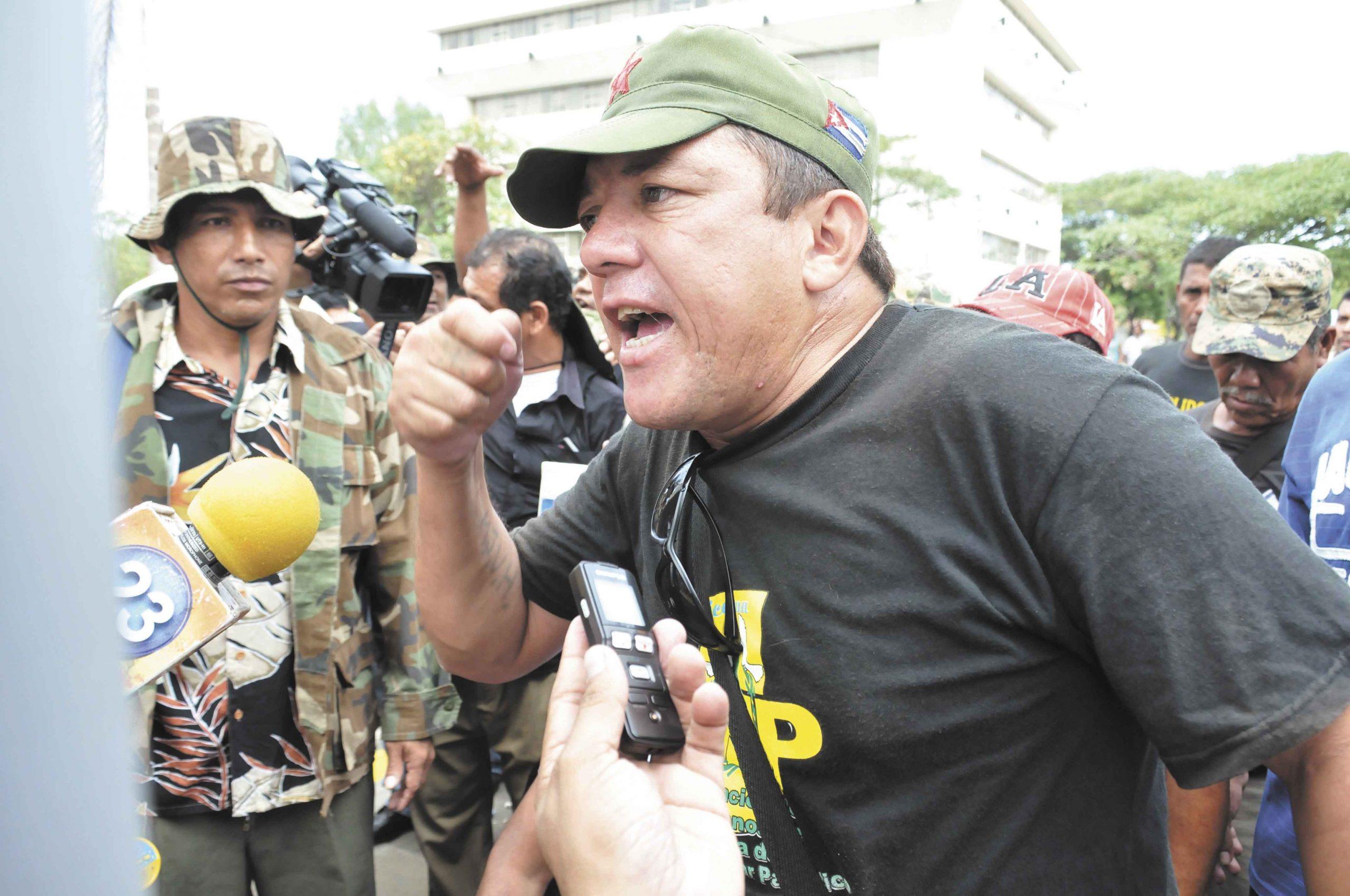 El primer preso político de la dictadura cumple diez años de prisión